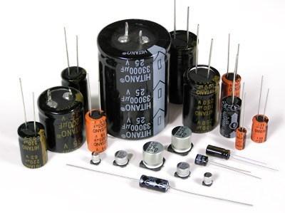 Конденсатори електролітичні