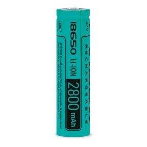 Акумулятор Videx літій-іонний 18650(без захисту) 2800mAh bulk/1шт