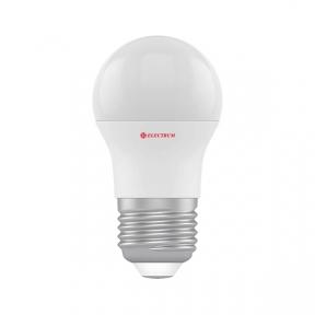 Лампа світлодіодна куля LB-32 8W E27 3000K алюмопласт. корп. A-LB-1430