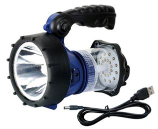 Перезарядний прожектор і світильник з USB WF1504 Westinghouse