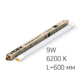 LED лампа VIDEX T8b 9W 0.6M 6200K, матова