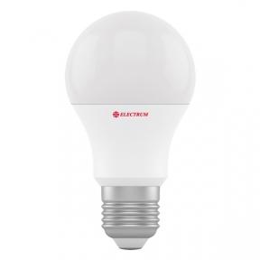 Лампа світлодіодна стандартна A60 LS-33 Elegant 8W E27 3000K алюмопл. корп. A-LS-1918