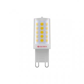 Лампа свідіодна капсула LC-15 4W G9 4000K керам. корп. A-LC-1896