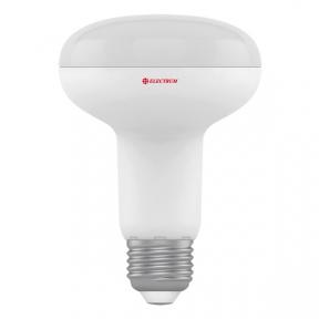 Лампа світлодіодна рефлекторна R80 LR-12 10W E27 4000K алюмопл. корп. A-LR-0277
