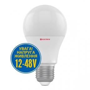 Лампа світлодіодна стандартна LS-11.LV 10W E27 4000K алюмопл. корп. 12-48V A-LS-1891
