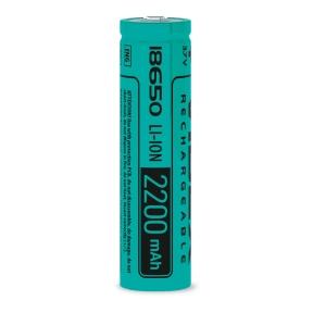 Акумулятор Videx літій-іонний 18650(без захисту) 2200mAh bulk/1шт