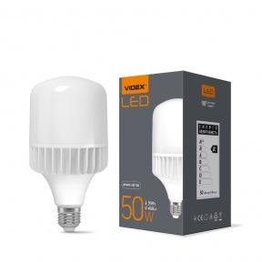 LED лампа VIDEX A118 50W E27 5000K