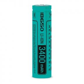 Акумулятор Videx літій-іонний 18650(без захисту) 3400mAh bulk/1шт
