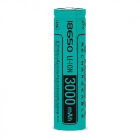 Акумулятор Videx літій-іонний 18650(без захисту) 3000mAh bulk1шт