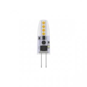 Лампа світлодіодна капсула LC-6 2W G4 12V 3000K сіліконовий корп. A-LC-0908