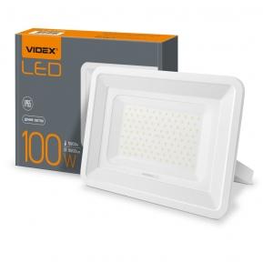 LED прожектор VIDEX 100W 5000K