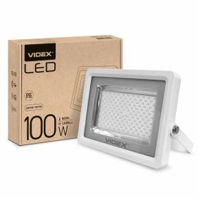 LED прожектор VIDEX PREMIUM 100W 5000K Білий