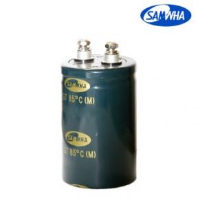 1000mkf - 450v  GT 51*80  SAMWHA (клеми з гвинтовим кріпленням) -25°C ~ + 85°C