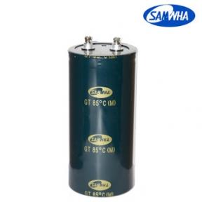 8200mkf - 450v  GT 89*160  SAMWHA (клеми з гвинтовим кріпленням) -25°C ~ + 85°C
