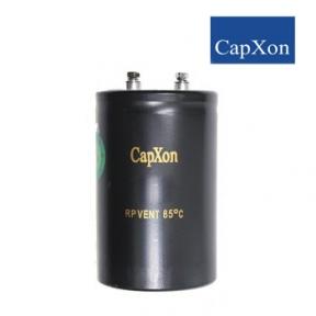 4700mkf - 400v  RP 76*120  Capxon (клеми з гвинтовим кріпленням) -25°C ~ + 85°C